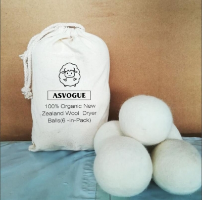 Wool Dryer Balls 6 Pack