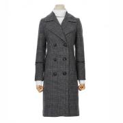 Intarsia Knits And Tweed Duffle Coat