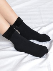 Winter Warmer Women Thicken Thermal Wool Cashmere Snow Socks