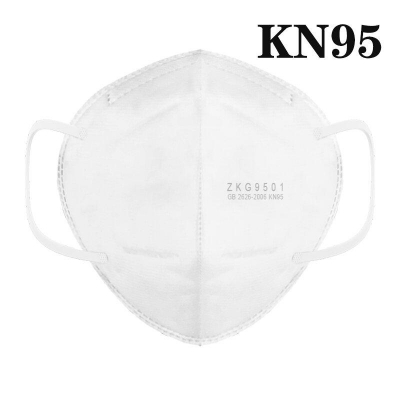 zhongkebeisida KN95 Face Mask Anti-foaming Splash Proof PM2.5 Dust Anti Fog Filter Breathing Protective Mask
