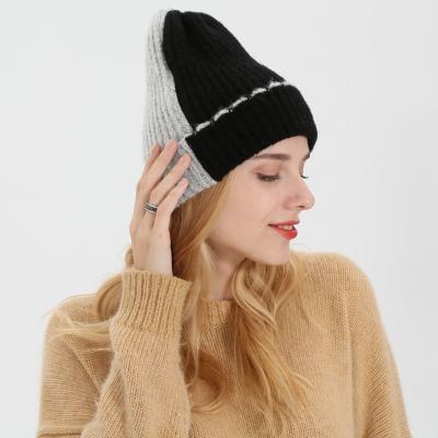 Knitted Cozy Warm Winter Snowboarding Ski Hat stylesimo.com