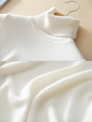 Wool Pure Cashmere Sweater